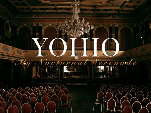 'YOHIO' - new single 'My Nocturnal Serenade'