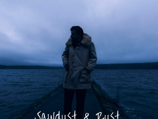 'Sawdust & Rust' - with track 'The Shade of Your Skin' (from 'Leaving a Memo