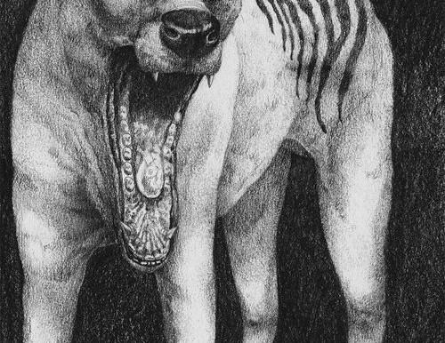 Orochen - 'Thylacine' (EP)