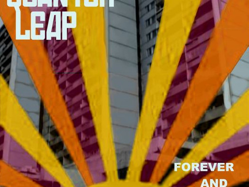 Quantum Leap (Sweden) - 'Forever and ever' (single/album track from Alien Planet)