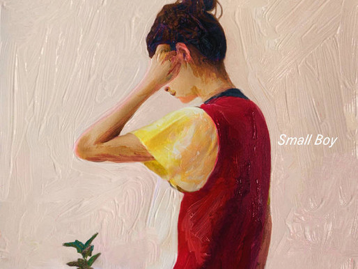 Small Boy (Norway) - 'Doing Alright' (single)
