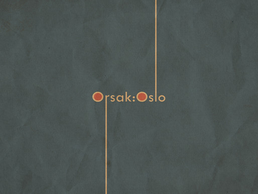 Orsak:Oslo - 'Tipping Point' EP