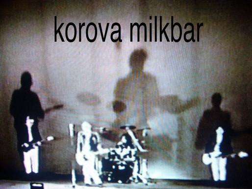 Korova Milkbar (Sweden) - 'Absolution' (single)