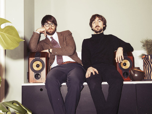 'Hockney' - new single 'Cellophane'
