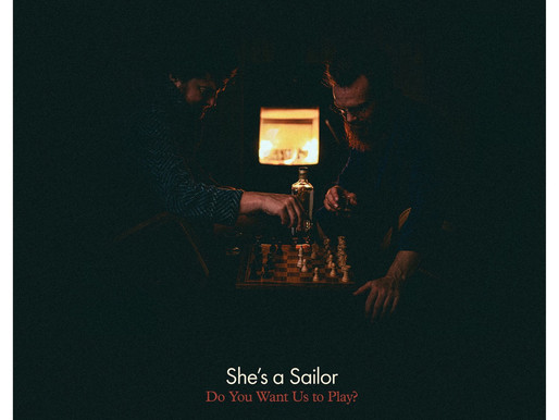 She's A Sailor - 'Do You Want Us To Play' (album)