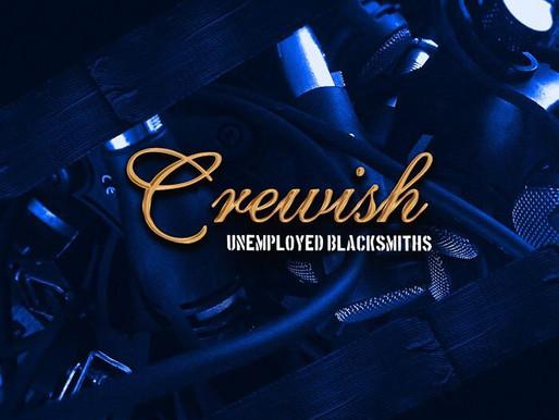 Holiday Listening #1.  Crewish - Unemployed Blacksmiths (Covers) EP