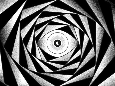 'Adam Evald' - 'The White Ocean' (from album 'White Night Blackout')