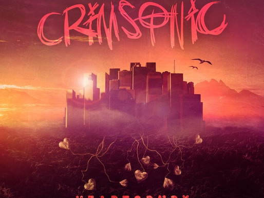 Crimsonic (FI) – 'Inside Out' (single from forthcoming album)