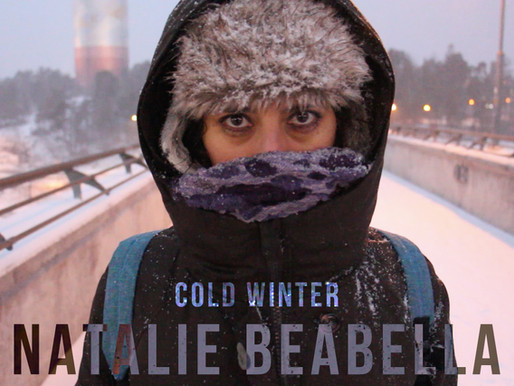 Natalie Beabella - single ' Cold Winter' (feat Emilia Amper)