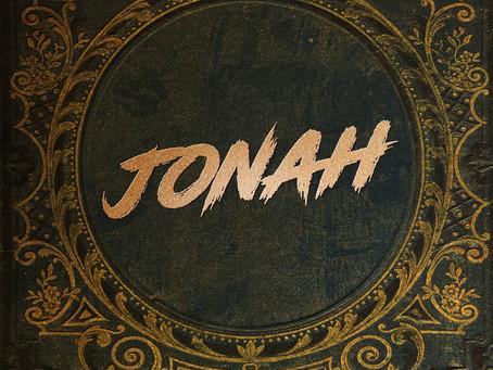'Major Parkinson' - 'Jonah' (single)