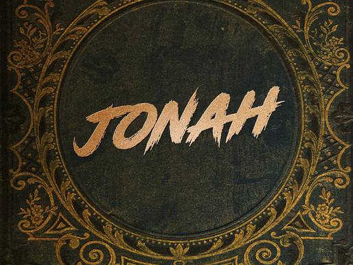 'Major Parkinson' - 'Jonah' (single)