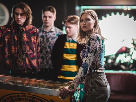 Introducing... Pholexia (Finland) with single 'Simple Things'