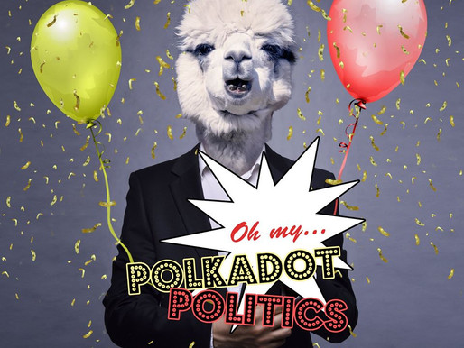 'YOHIO' - 'Oh My.... Polkadot Politics' (single)
