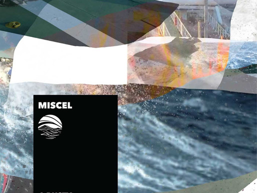 Miscél - 'A Rusty Kingdom' (inspired by The Outlaw Ocean Project)