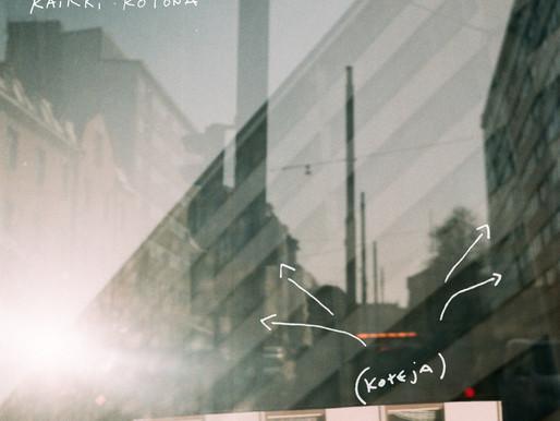 Bad Sauna 🇫🇮 - 'Kaikki Kotona' (single)