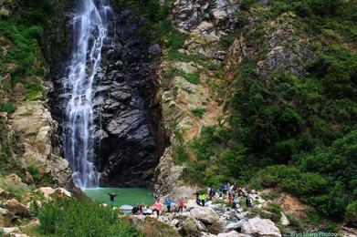 Salto de Agua, Chile