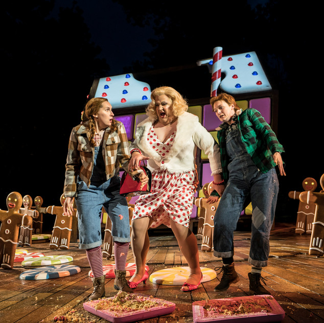 Hansel and Gretel ENO/Regents Park Theatre
