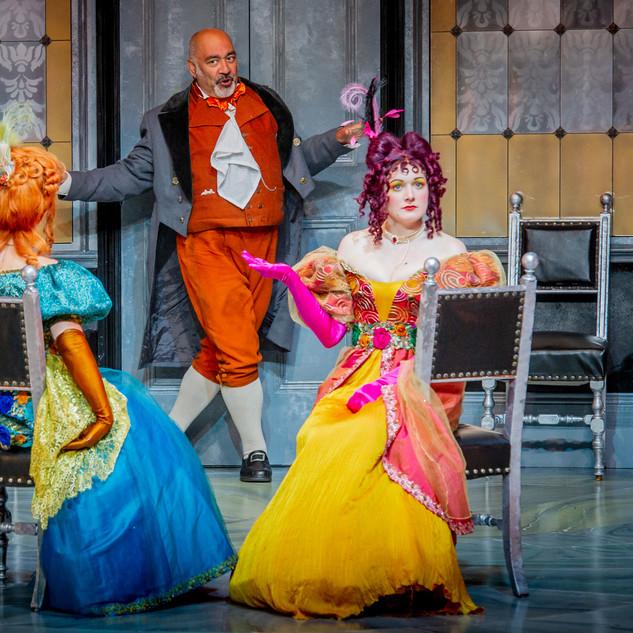 Cenerentola Opera Holland Park