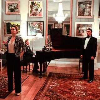 Alcina at Bob Boas Concert series