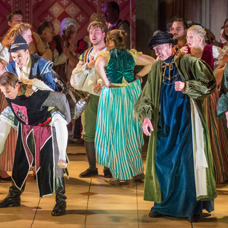 Le Comte Ory - Dorset Opera Festiva