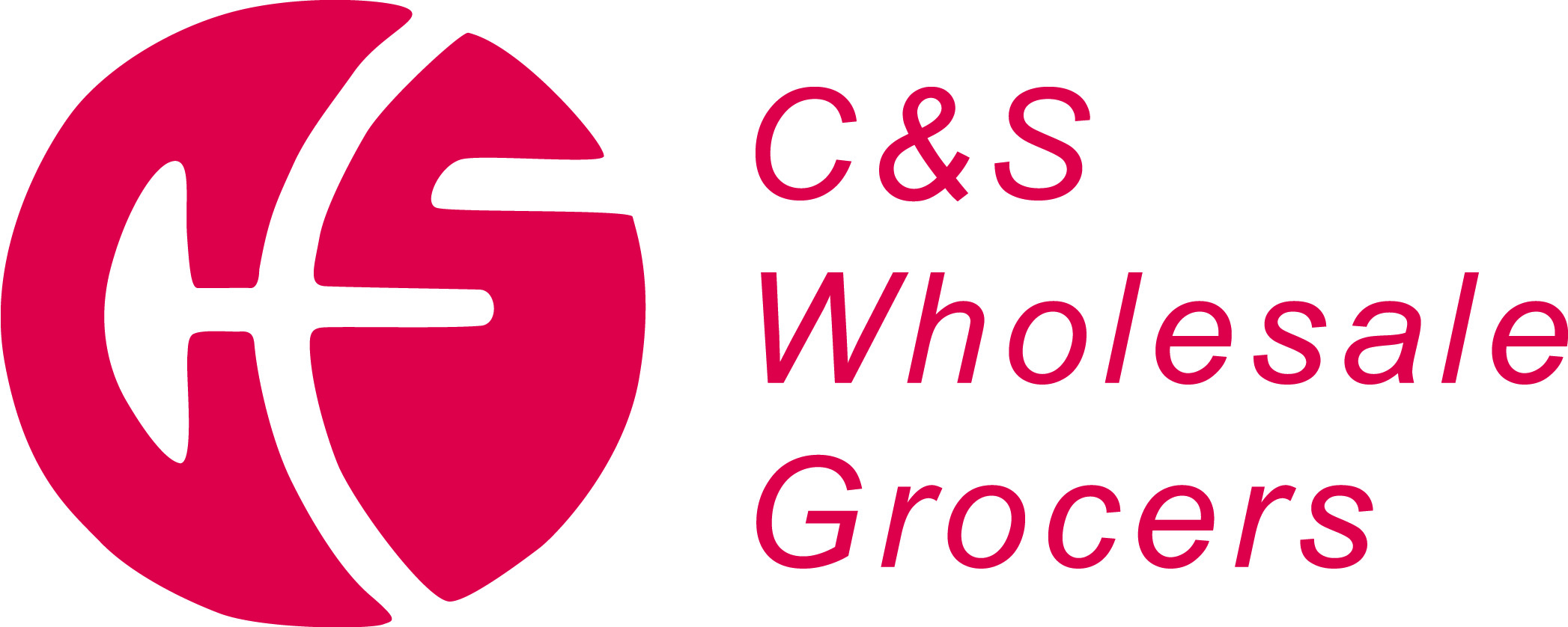 C&S logo red
