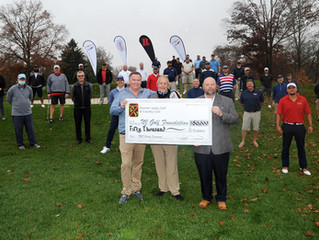 New Jersey Golf Foundation receives $50K in Bucky Kavanagh's Honor to benefit Military Pillar