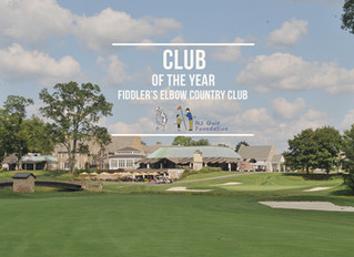 Fiddler's Elbow Country Club Named NJGF Club of the Year