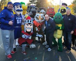 RWTD 2019 Mascot Race