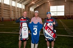 PGA of America's Kevin Love