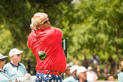 John Daly and Vertical Groove Driver