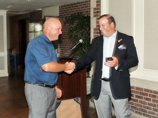 Dan Pasternak Transitions Into New Role as NJGF President
