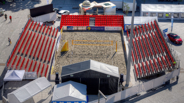 Drammen Sandvolleyball-festival/  2010 - 2013