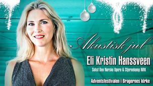 Akustisk Jul med Eli Kristin Hansveen / Bragernes Kirke 2015
