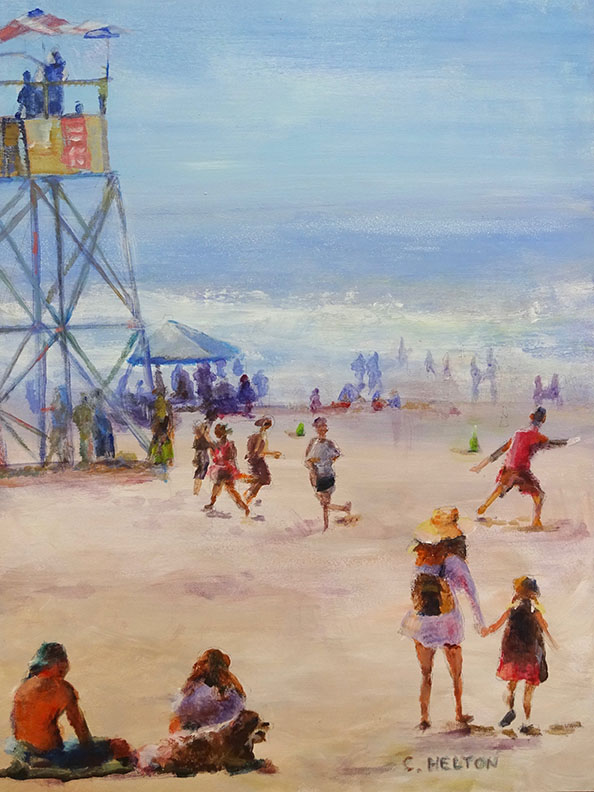 Seaside Beachers