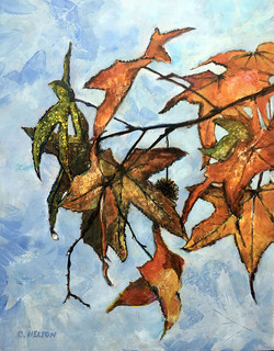 Single Tear of Autumn