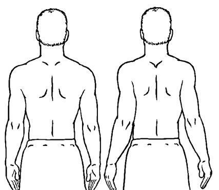 Elbows In Back Pockets Image