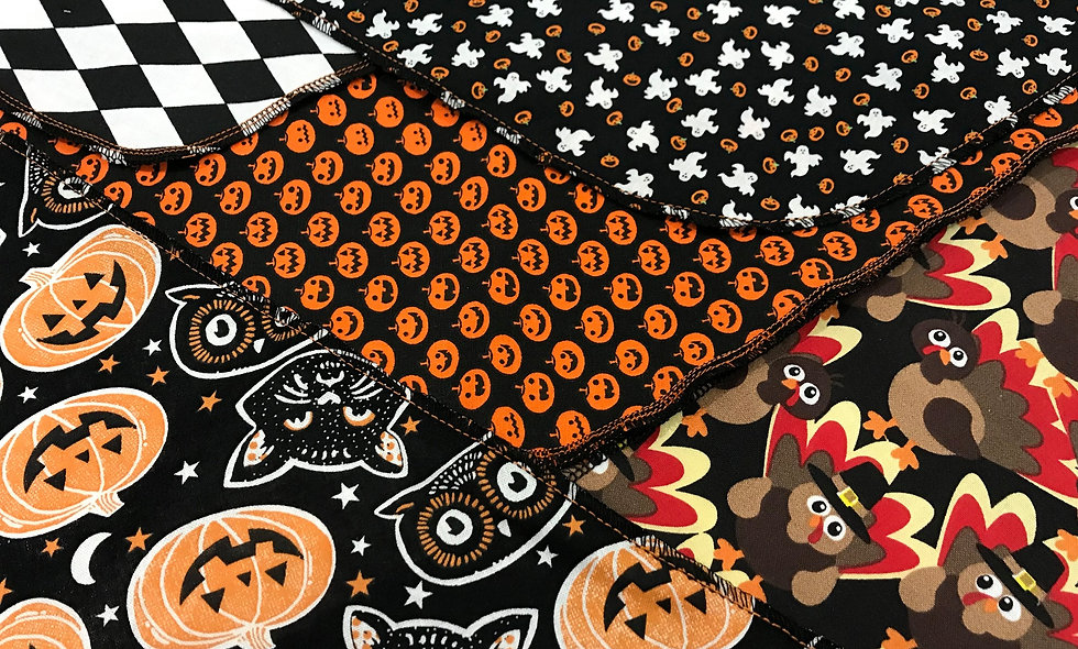 Lot Foulard Halloween 🎃