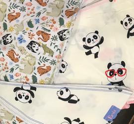 Foulard panda Sept 2020