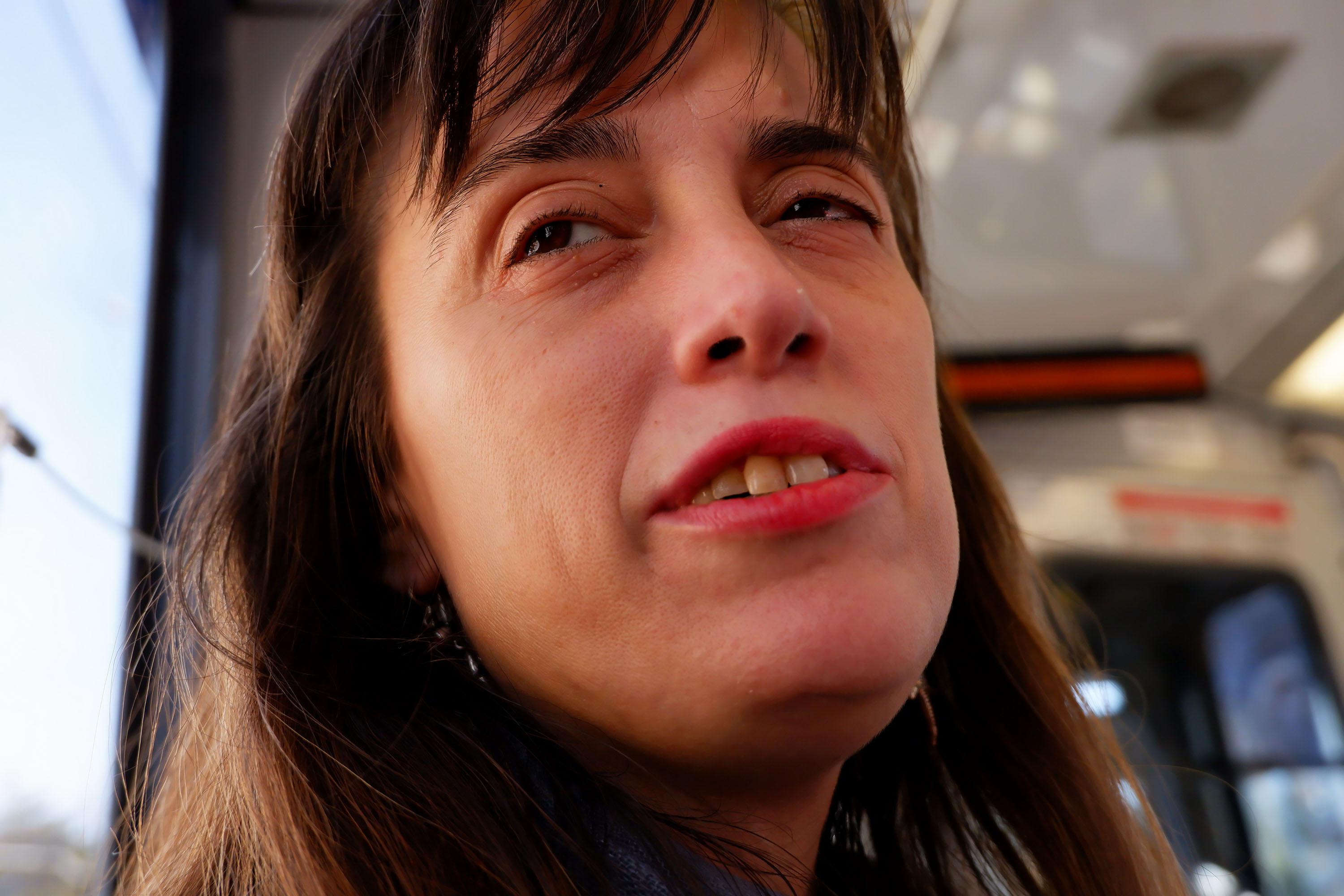 colleen on muni (2018)