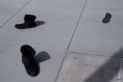 walking downtown (2018)