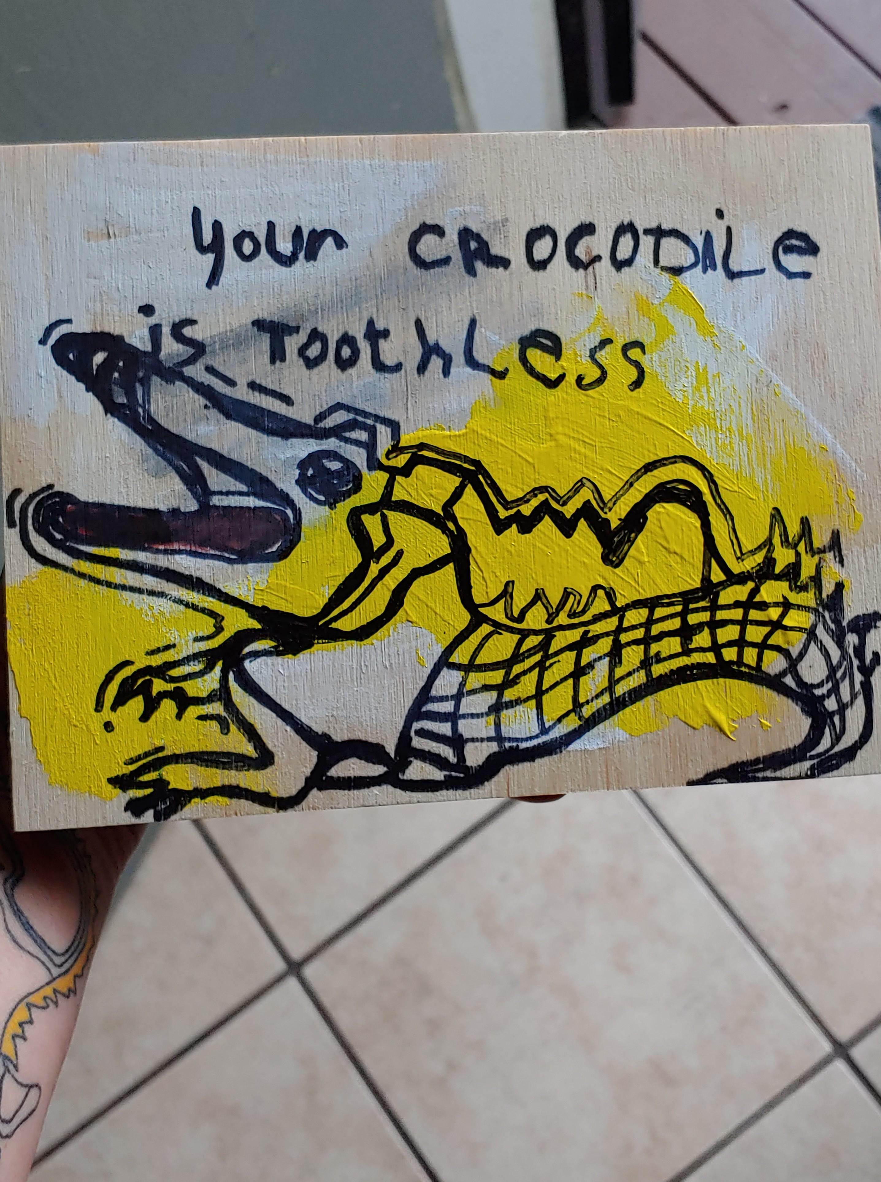 Crocodile (2020)