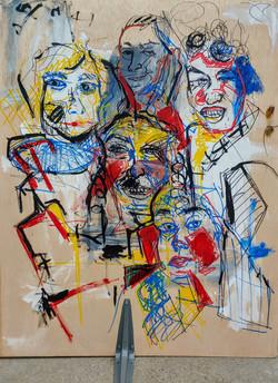 Class portrait (2020)