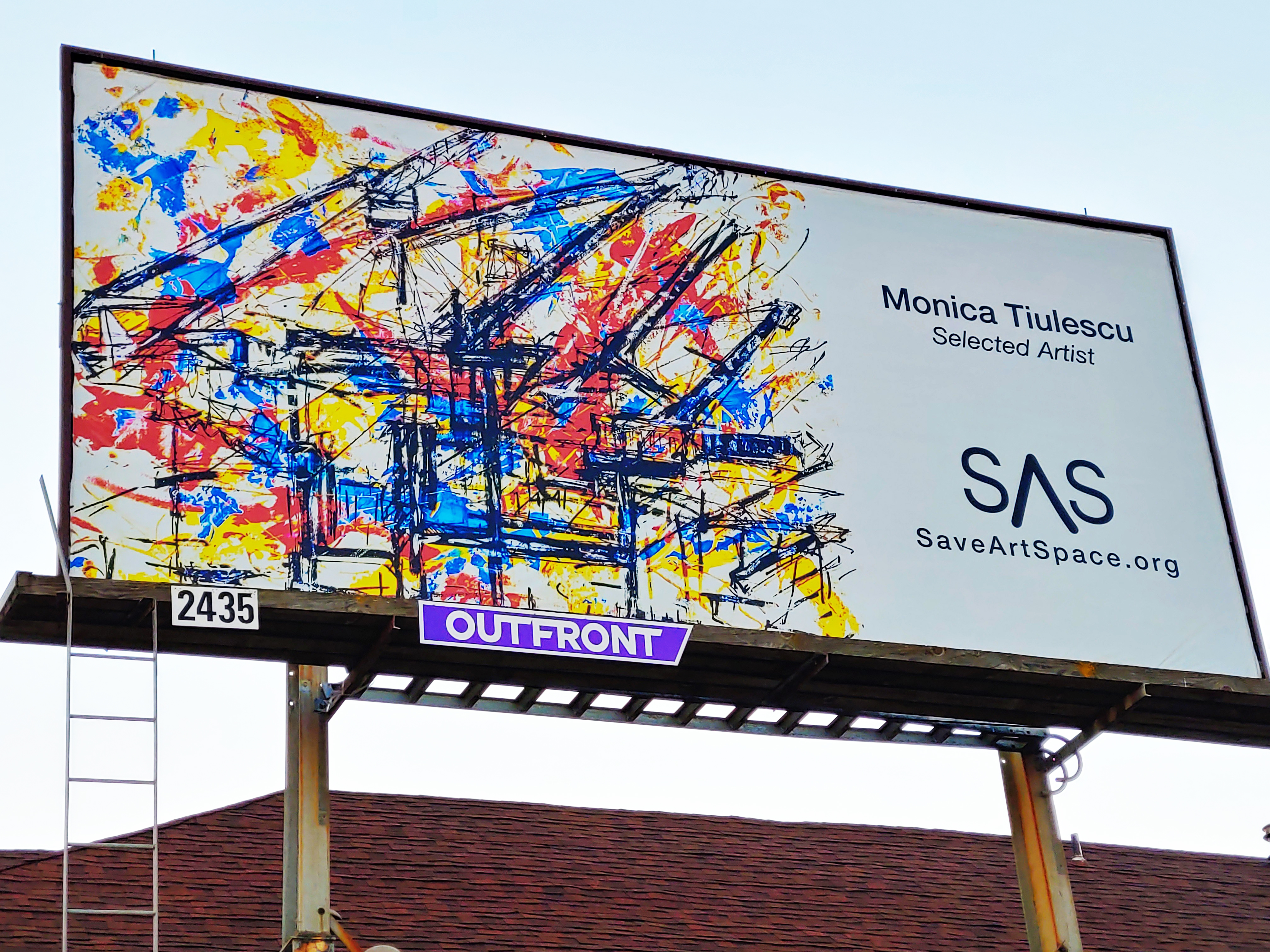 Billboard Oakland (2020)