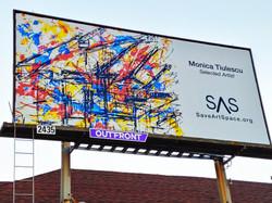 Billboard Oakland (2020)