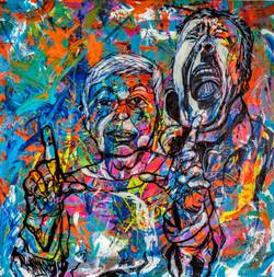 Yawning Irina (2017)