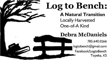 Log to Bench.JPG
