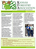 Kansas Forestry Association Newsletter Spring 2017