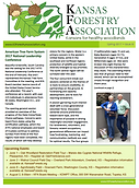 Kansas Forestry Association Newsletter Spring 2017