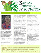 Kansas Forestry Association Newsletter Fall 2016