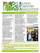 Kansas Forestry Association Newsletter Fall 2017